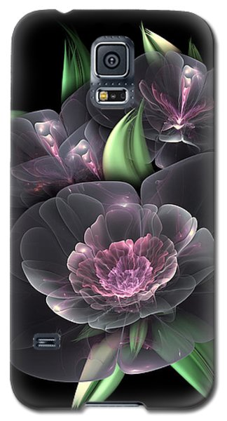 Crystal Bouquet Galaxy S5 Case