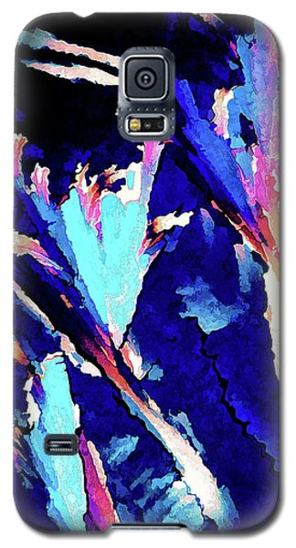 Crystal C Abstract Galaxy S5 Case