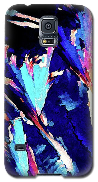 Crystal C Abstract Galaxy S5 Case by ABeautifulSky Photography