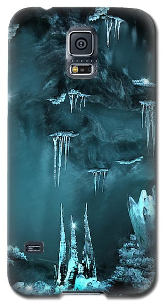Crystal Cave Mystery Galaxy S5 Case