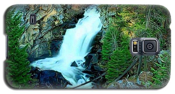 Crystal Falls , Washington Galaxy S5 Case