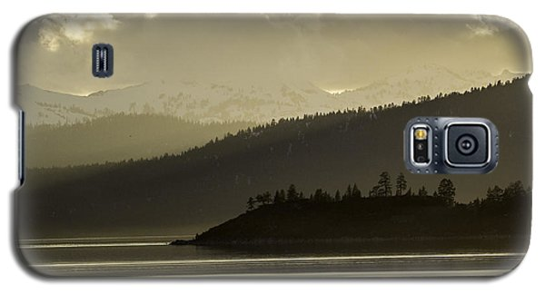 Crystal Kayak Galaxy S5 Case
