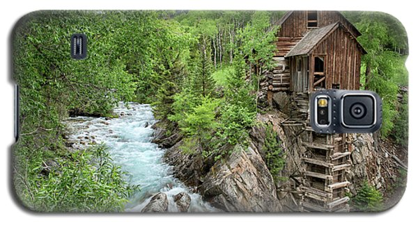 Crystal Mill Colorado 3 Galaxy S5 Case