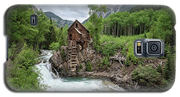 Crystal Mill Colorado 4 Galaxy S5 Case