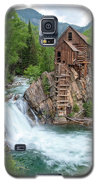 Crystal Mill Colorado Galaxy S5 Case