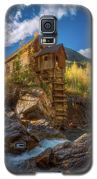 Crystal Mill Morning Galaxy S5 Case by Darren White