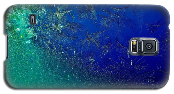 Galaxy S5 Case featuring the photograph Crystal Sea by Danielle R T Haney
