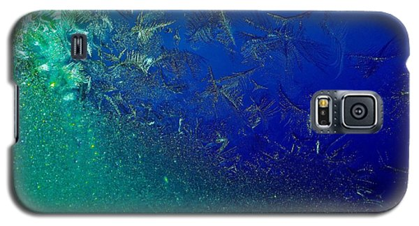 Crystal Sea Galaxy S5 Case by Danielle R T Haney