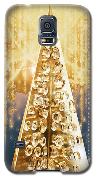 Crystal Tree Galaxy S5 Case