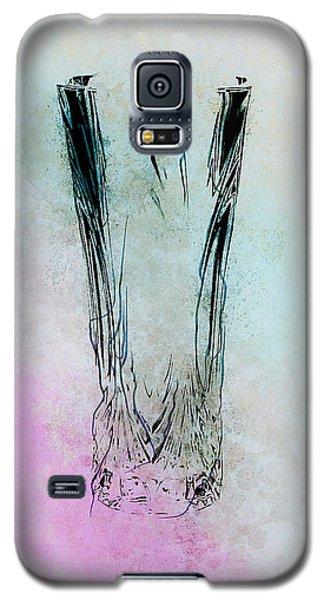 Crystal Vase Galaxy S5 Case