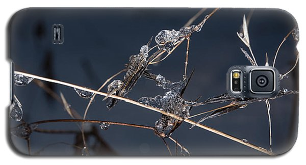 Galaxy S5 Case featuring the photograph Crystals by Annette Berglund