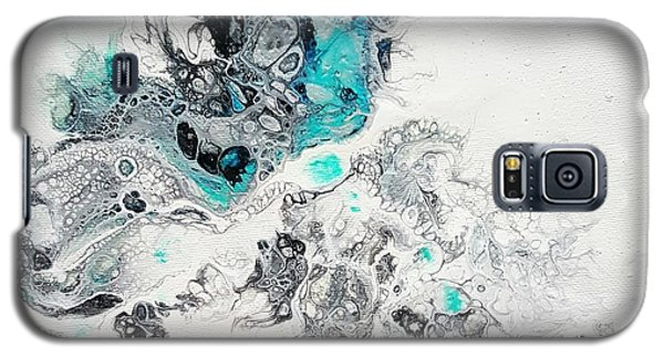 Crystals Of Ice Galaxy S5 Case