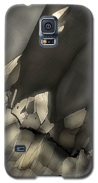 Falling Crystals Galaxy S5 Case by Olimpia - Hinamatsuri Barbu
