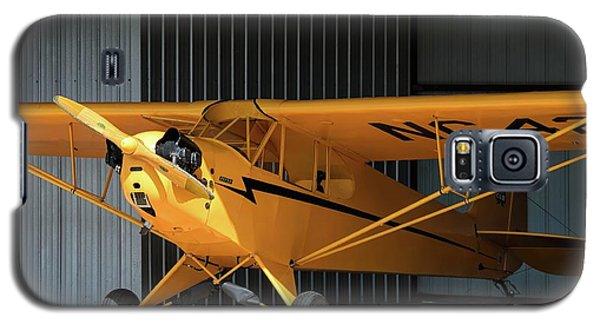 Cub Hangar 0 2017 Christopher Buff, Www.aviationbuff.com Galaxy S5 Case