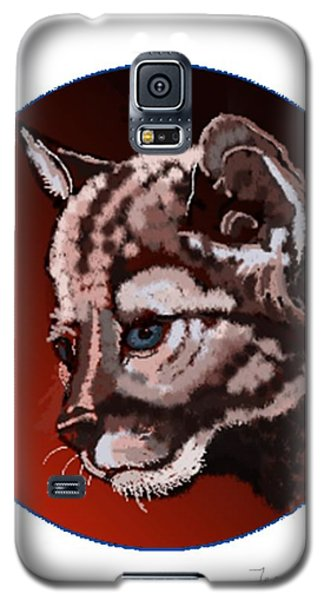 Cub Galaxy S5 Case by Terry Frederick