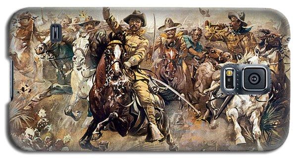 Cuba: Rough Riders, 1898 Galaxy S5 Case