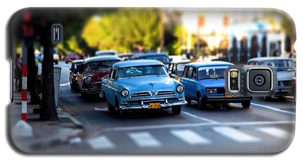 Cuba Street Scene Galaxy S5 Case