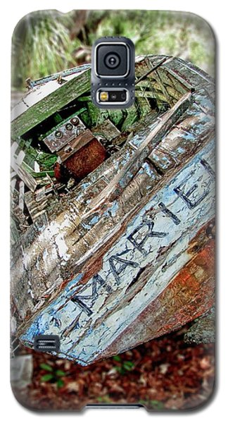 Cuban Refugee Boat 3 The Mariel Galaxy S5 Case