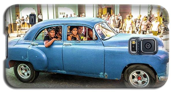 Cuban Taxi Galaxy S5 Case