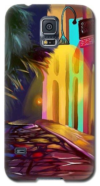 Cubano Street Galaxy S5 Case