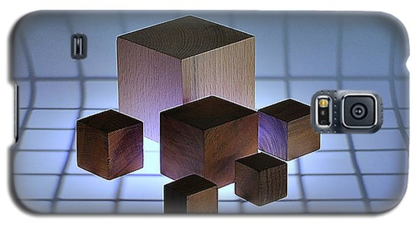 Cubes Galaxy S5 Case