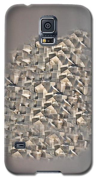 Galaxy S5 Case featuring the photograph Cubism by Angel Jesus De la Fuente