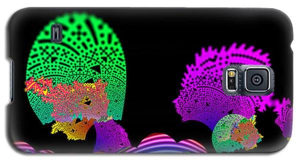 Cubistrain Galaxy S5 Case