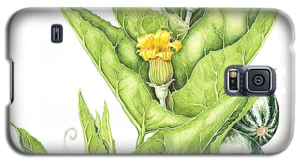 Cucurbita Foetidissima Galaxy S5 Case