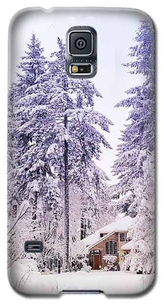 Cul-de-sac Galaxy S5 Case by Anna Porter