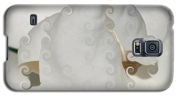 Culicue Magnolia Macro Galaxy S5 Case