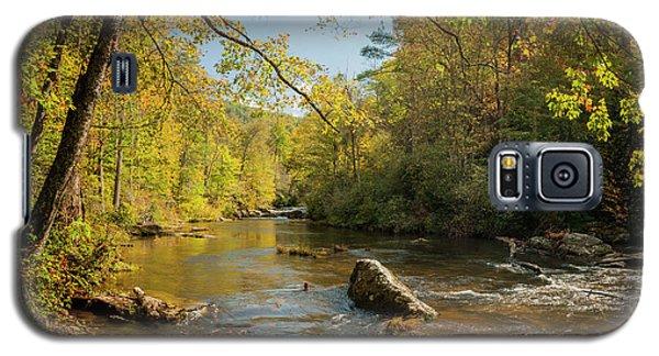 Cullasaja River Nc Galaxy S5 Case