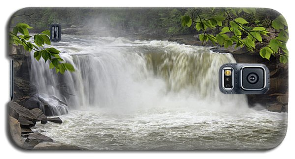 Cumberland Falls Close-up Galaxy S5 Case