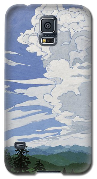 Cumulonimbus Afternoon Galaxy S5 Case