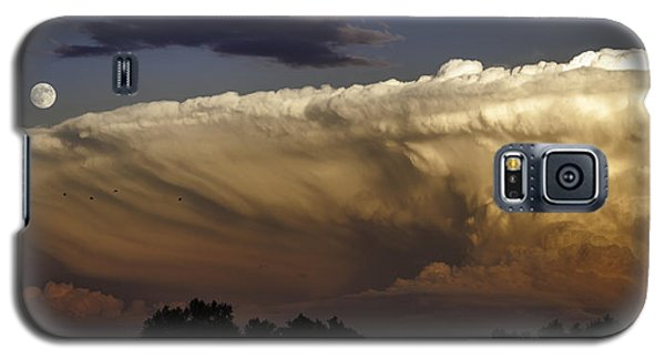 Cumulonimbus At Sunset Galaxy S5 Case