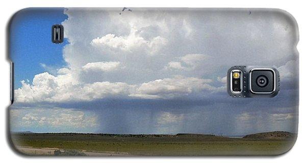 Cumulonimbus Rain Cloud Galaxy S5 Case