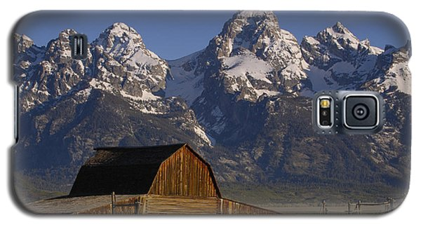 Cunningham Cabin In Front Of Grand Galaxy S5 Case