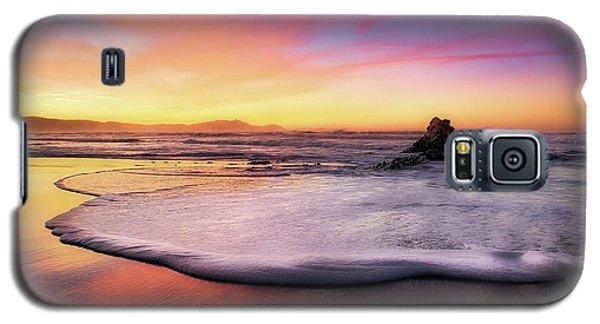 Cup Of Foam Galaxy S5 Case