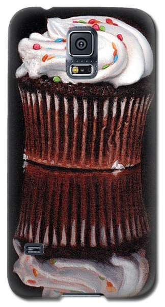 Cupcake Reflections Galaxy S5 Case