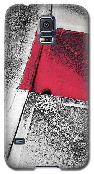 Galaxy S5 Case featuring the photograph Curbs At The Canadian Formula 1 Grand Prix by Juergen Weiss