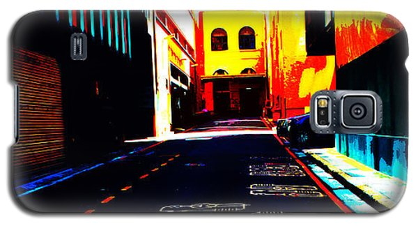 Curcuit City Galaxy S5 Case