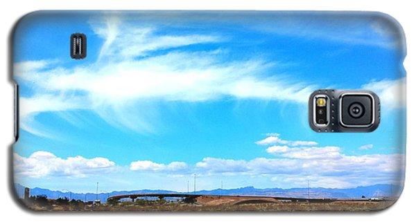 Dragon Cloud Over Suburbia Galaxy S5 Case