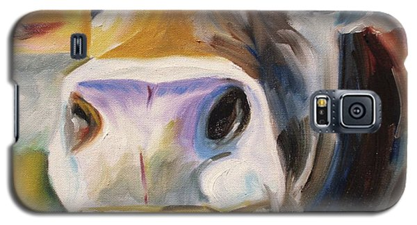 Curious Cow Galaxy S5 Case