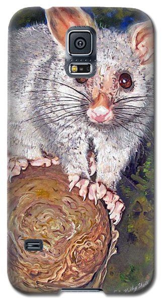 Curious Possum  Galaxy S5 Case