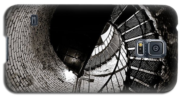 Currituck Spiral II Galaxy S5 Case