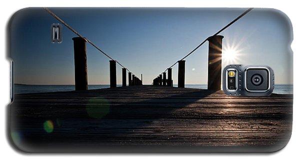 Currituck Sunset Galaxy S5 Case