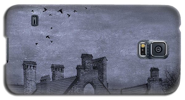 Galaxy S5 Case featuring the photograph Curse Of Manor House by Juli Scalzi