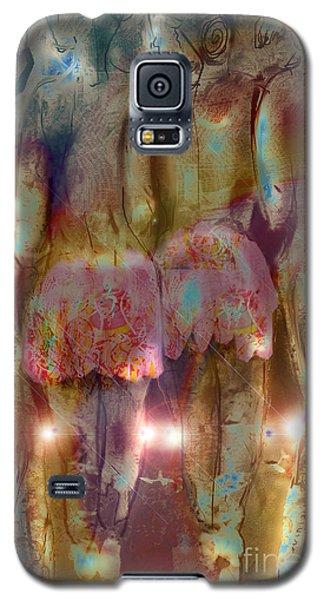 Curtain Call Galaxy S5 Case by Gabrielle Schertz