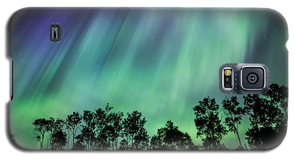 Curtain Of Lights Galaxy S5 Case
