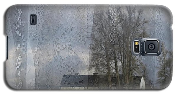 Curtains Of The Mind Galaxy S5 Case by I'ina Van Lawick