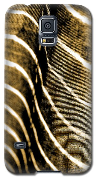 Curves And Folds Galaxy S5 Case